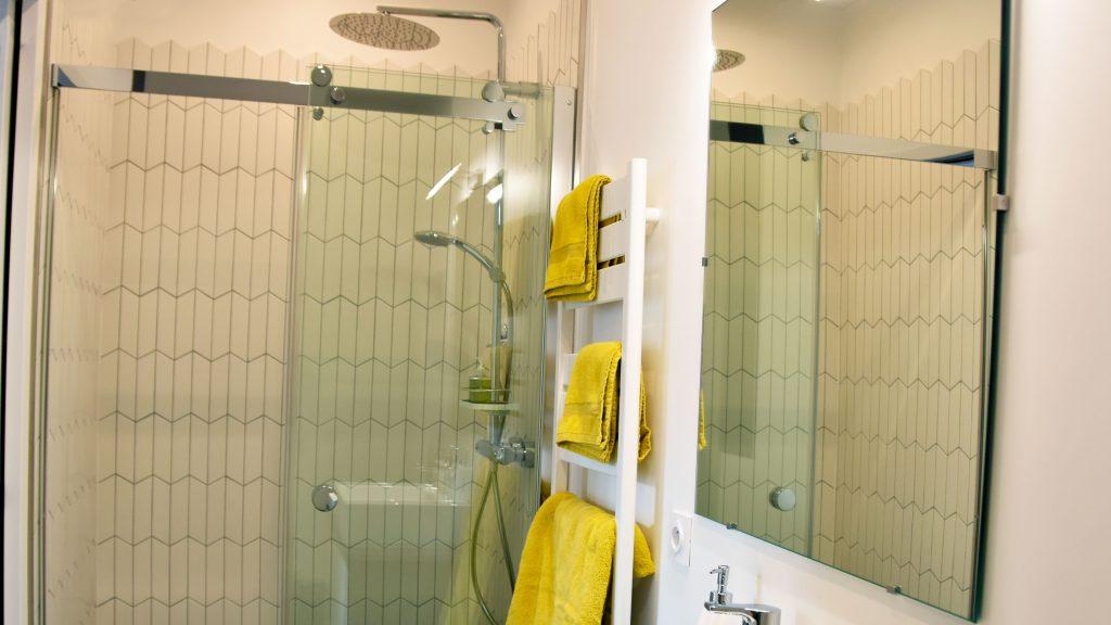 120x90 - Chauffe-serviettes - Linge de bain